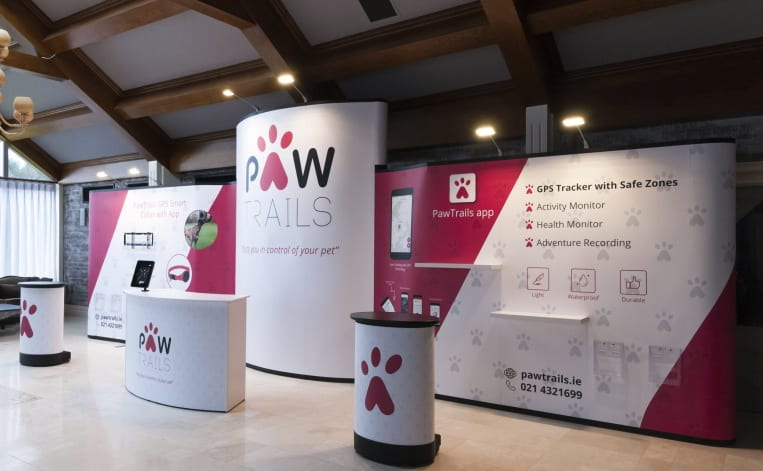 Portable Exhibition Stands produced by Nomadic Display